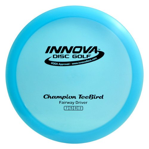 Innova Champion Discs TeeBird Golf Disc, 170-172gm (Colors may vary), Best choice for:... by