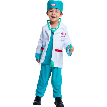 Little Tikes Hospital Doctor Toddler Costume With Tools