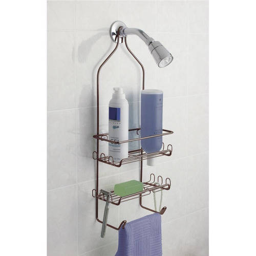 InterDesign Milo Shower Caddy by INTERDESIGN