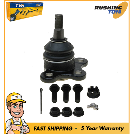 Front Upper Ball Joint Fits 2012-2004 Chevrolet Colorado GMC Canyon Isuzu i-370 ()