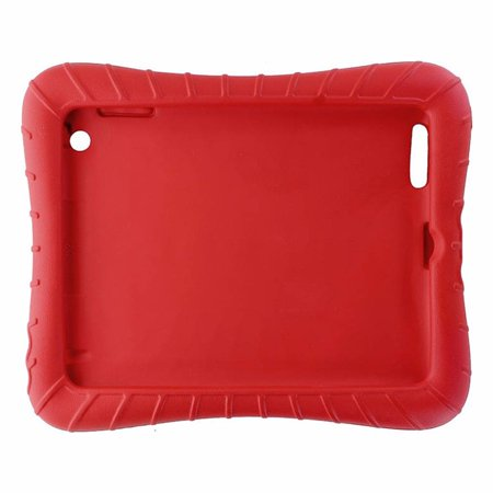 M-Edge Super Shell Foam Series Protection Case Cover for iPad 2/3/4 - Red