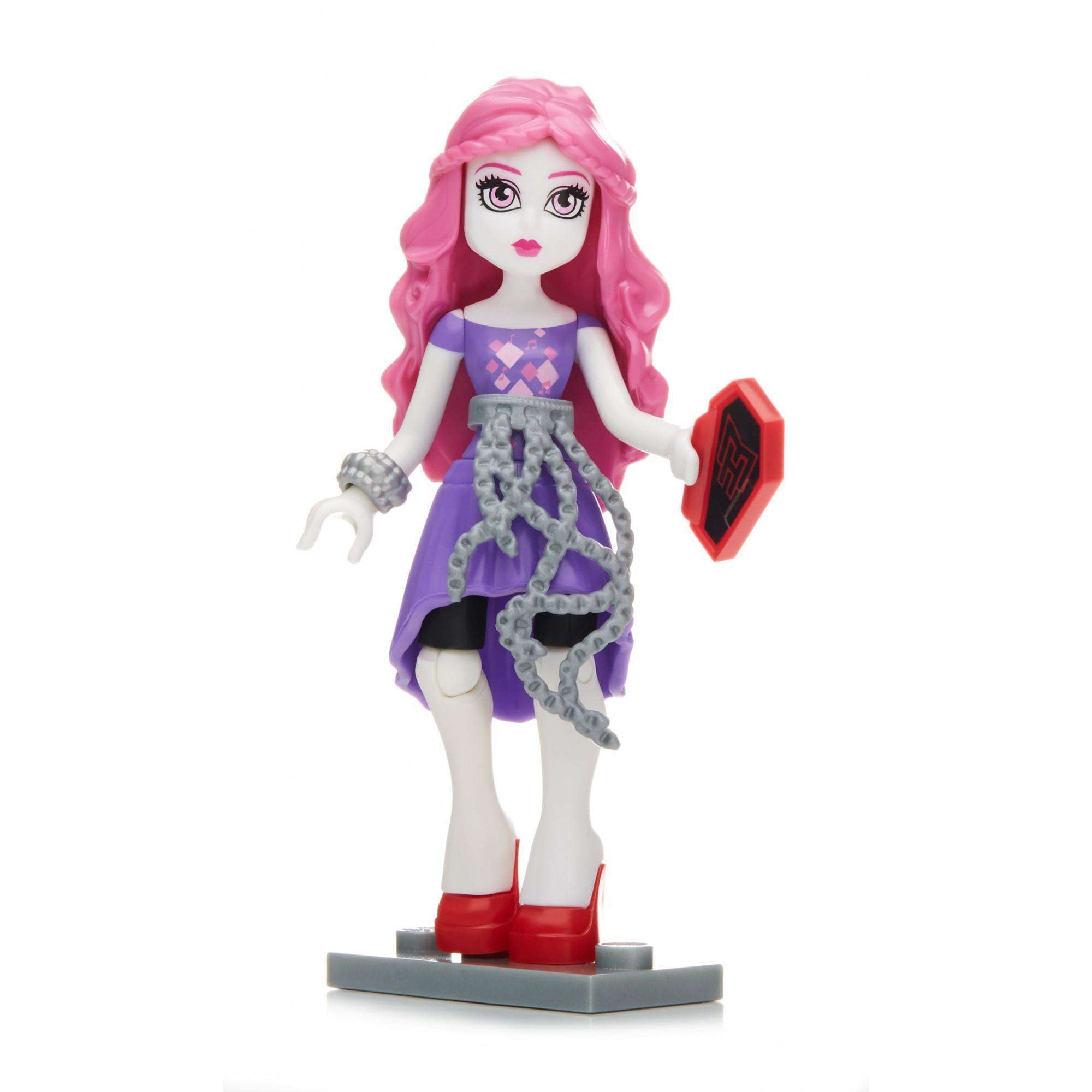 Mega Construx Monster High Ghouls Skullection III Ari Doll by Mega Brands, Inc.