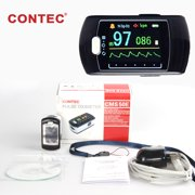 Best Oximeters - Pulse Oximeter CMS50EA 24 hours recorder with PC Review