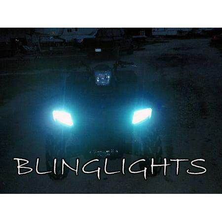 New Polaris Sportsman Xenon HID 2 Light Conversion Kit for Headlamps Headlights Head Lamps HIDs (Polaris 2 Light)