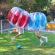 Sportspower Thunder Bubble Soccer Kids' 2pk