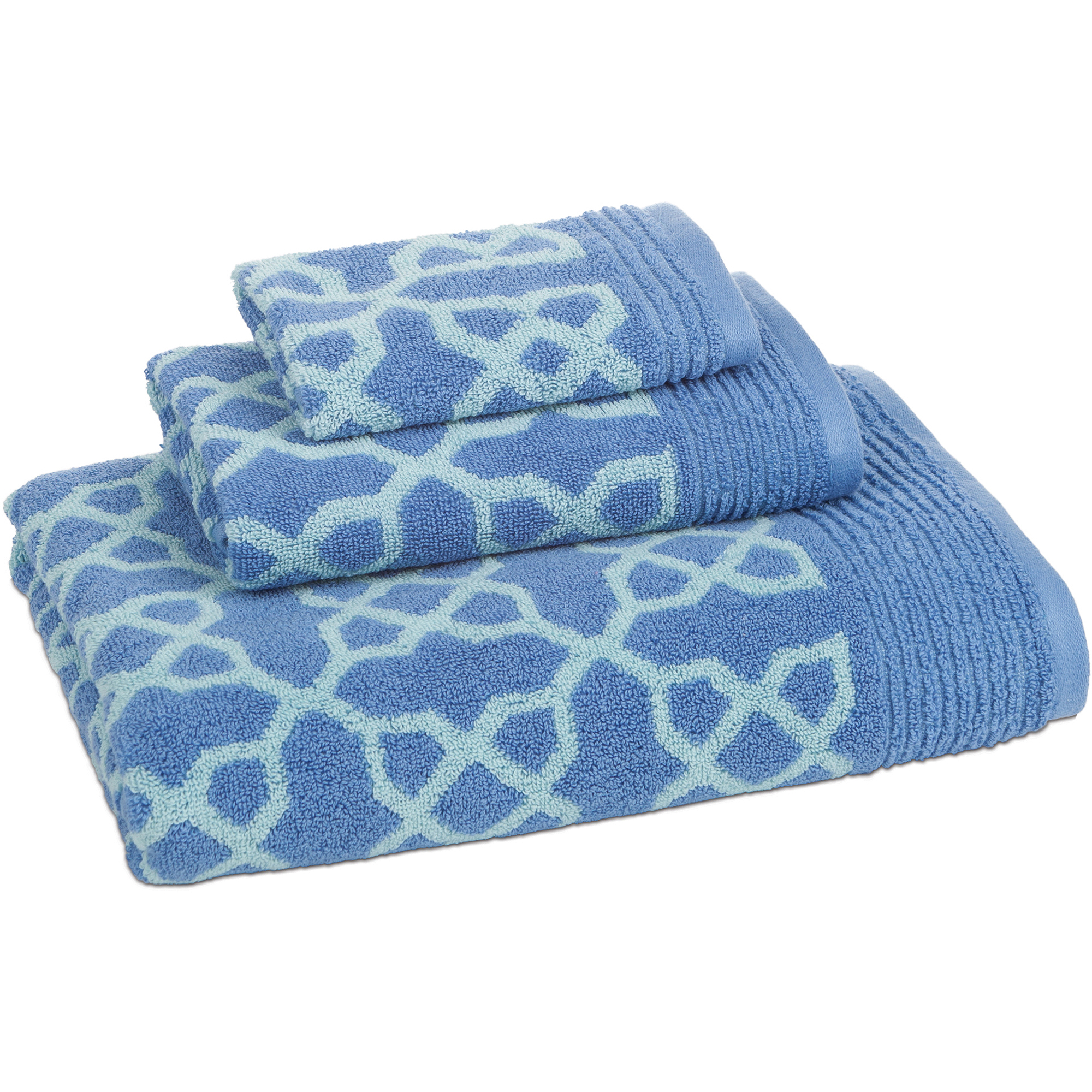 Links 3-Piece Bath Towel Set