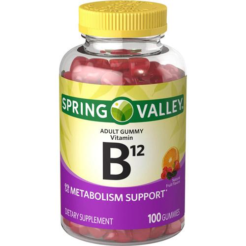 B12 vitamin gummies