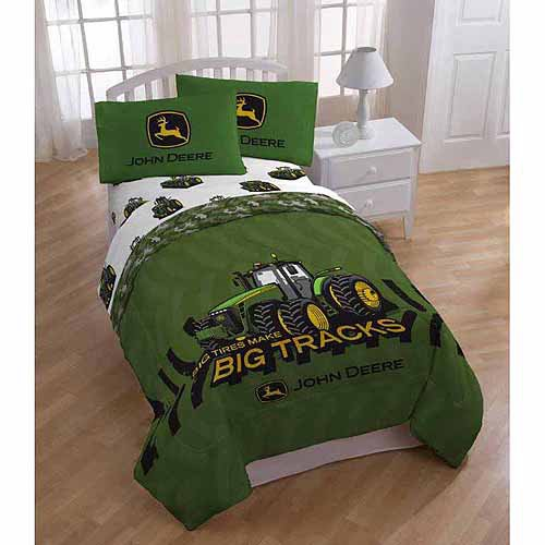 John Deere Twin And Full Bedding Comforter