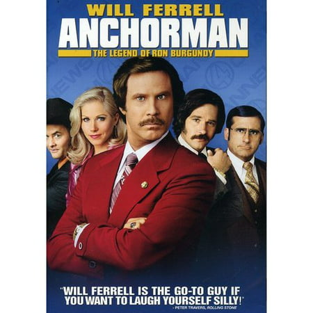 Anchorman - The Legend of Ron Burgundy (Full Screen Edition) (Anchorman The Legend Of Ron Burgundy Putlocker)