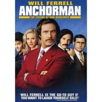 Anchorman - The Legend of Ron Burgundy (Full Screen Edition) [DVD]
