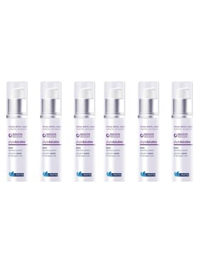 Phytokeratine Reparative Serum for Unisex, 1.01 Ounce (6 Pack) + Makeup Blender Stick, 12 Pcs