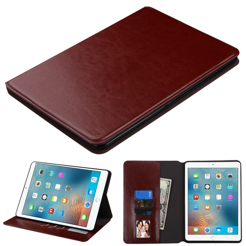 For iPad Pro 9.7 MyJacket Protective Flip Wallet Tablet Case Cover Combo