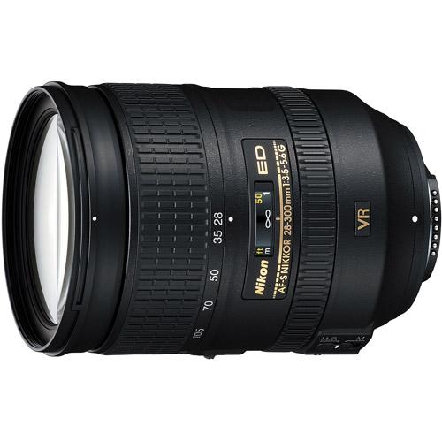 Nikon Nikkor IF 28-300mm f/3.5-5.6 SWM Telephoto Zoom Lens