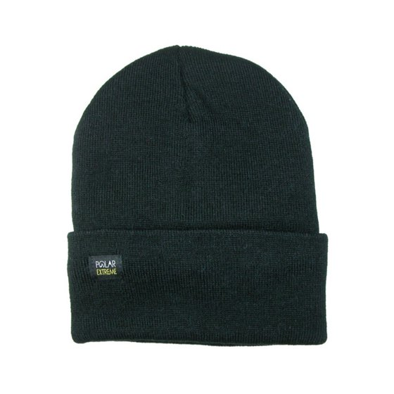7c75e4ee9 Mens Insulated Thermal Fleece Lined Comfort Daily Soft Beanies Winter Hats  (Gray Beanie)
