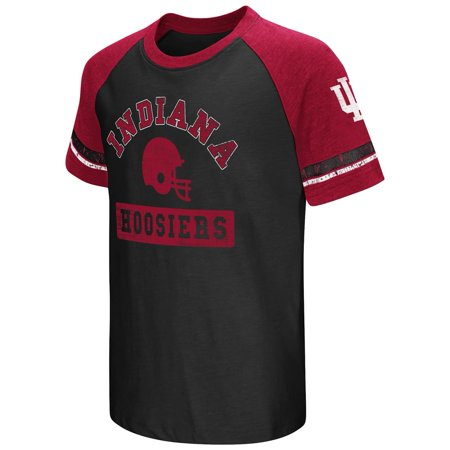 Youth Short Sleeve Indiana University Hoosiers Graphic (Indiana University Merchandise)