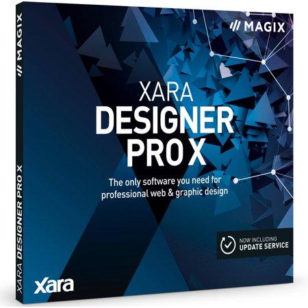 Magix Software ANR006597ESD Xara Designer Pro X ESD (Digital Code)](Pro Flower Discount Code)