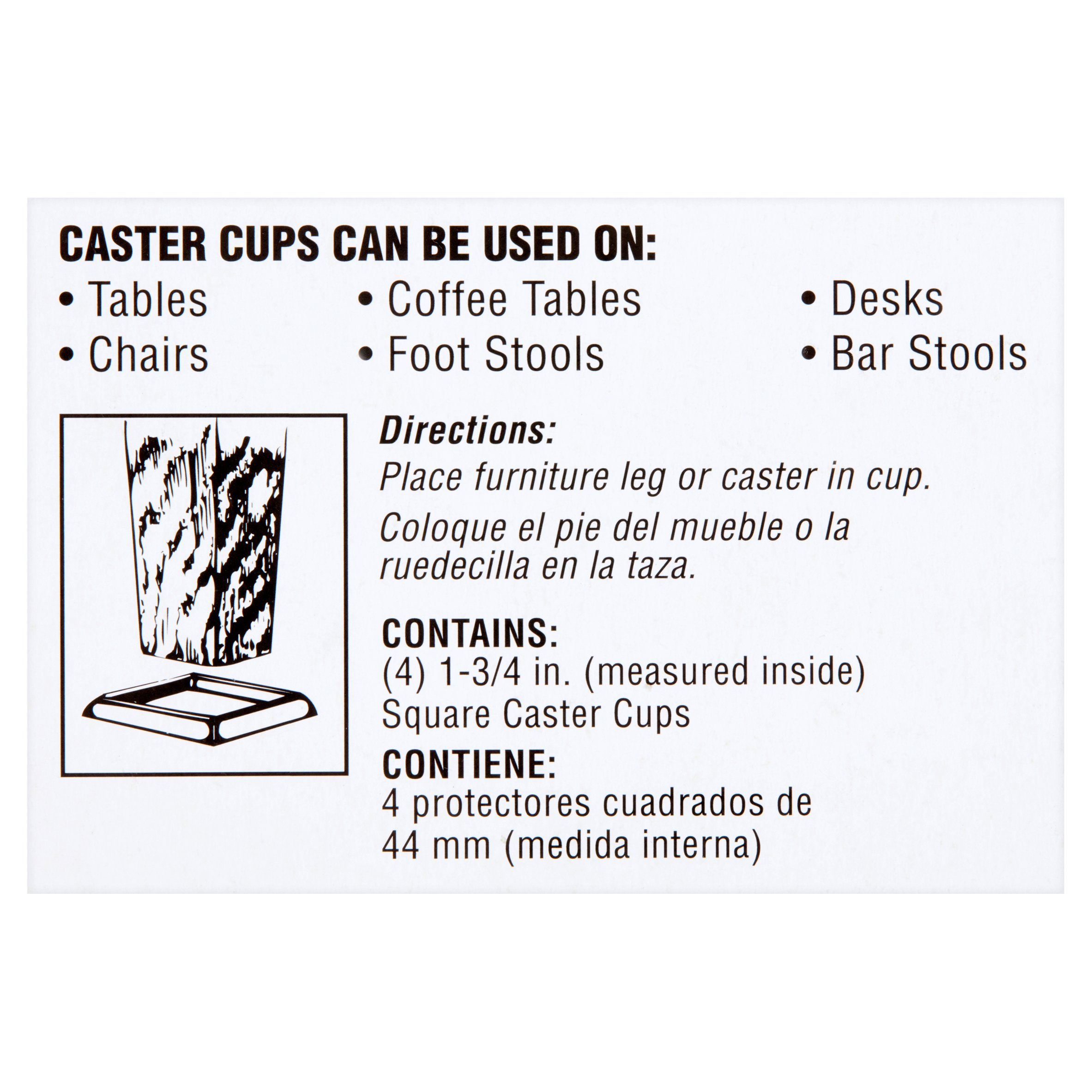 ... Cup Casters For Table Legs Gallery Table Decoration Ideas Casters Used  On Table Leg Cups Choice ...