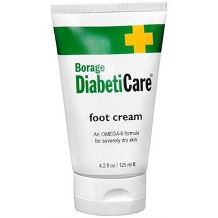 DiabetiCare Crème Pieds 4,20 oz (Pack de 2)