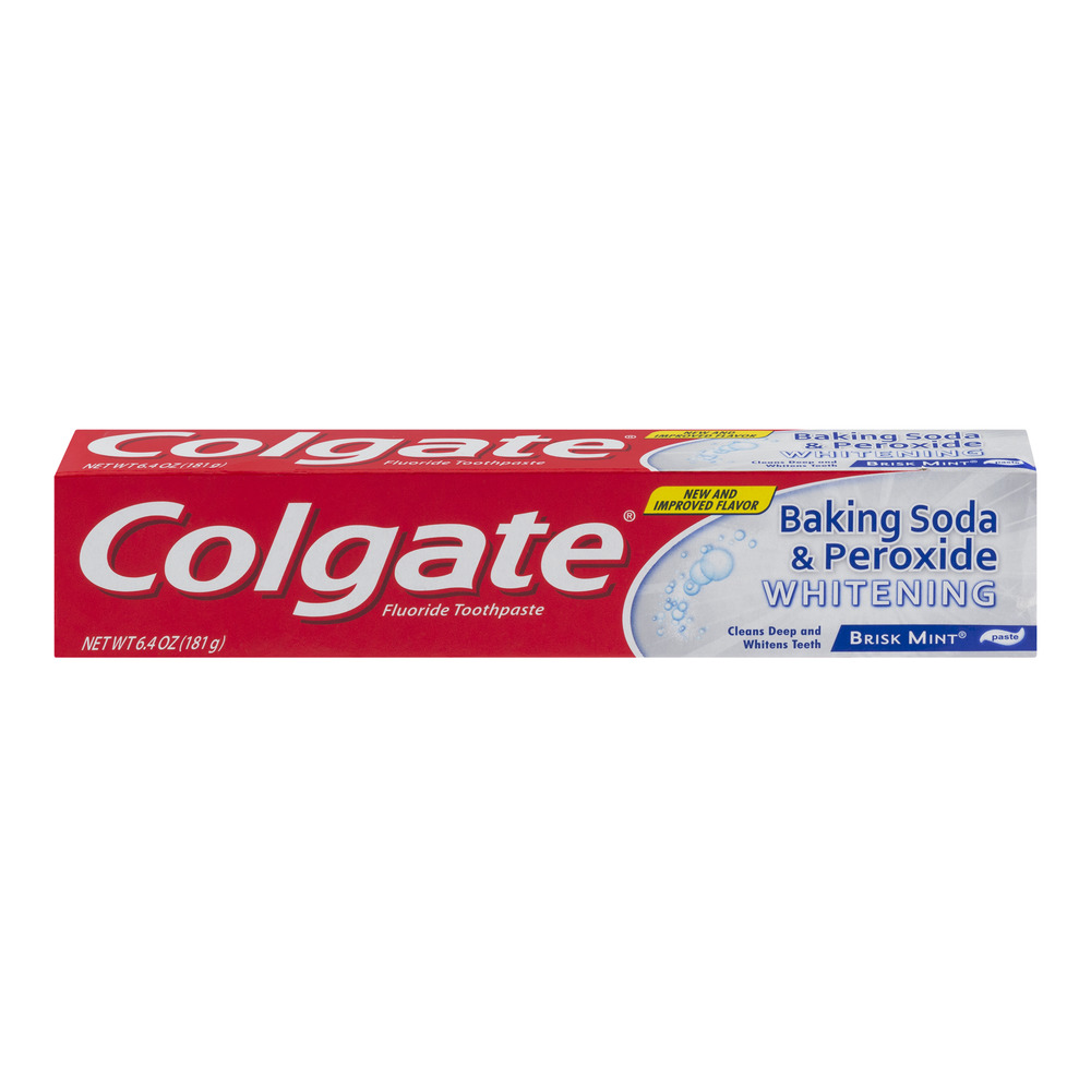 Best baking soda toothpaste