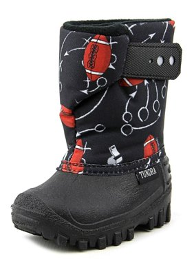Teddy 4 Round Toe Synthetic Snow Boot