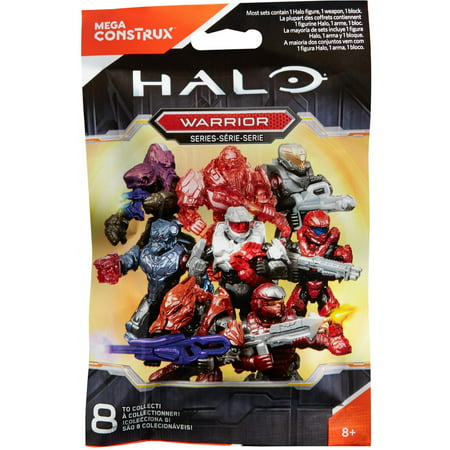 Mega Construx Halo Micro Action Figures](Halo Aliens)