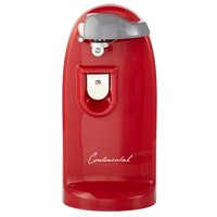 Continental Electric Axel Electric Extra Tall Can Opener Knife Sharpener