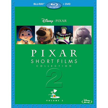 Pixar Short Films Collection Volume 2 (Blu-ray + DVD) (Film D'halloween Disney En Streaming)