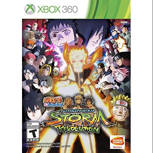 Namco Naruto Shippuden: Ultimate Ninja Storm Revolution [day 1] - Fighting Game - Xbox 360 (21146)