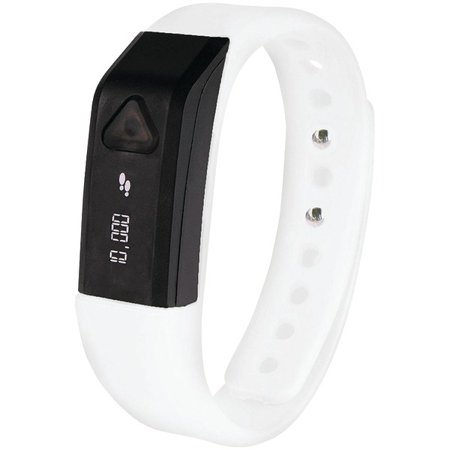 GNC GP-5568-WHT Bluetooth Activity Tracker, White
