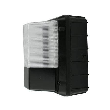 Vandal Resistant Lights (Cooper Lighting Fail-Safe VR2000 Series Vandal Resistant Architectual Wall Pack Light, CFL, Black)