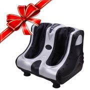 Clevr Electric Shiatsu Kneading Rolling Foot Ankle Massager