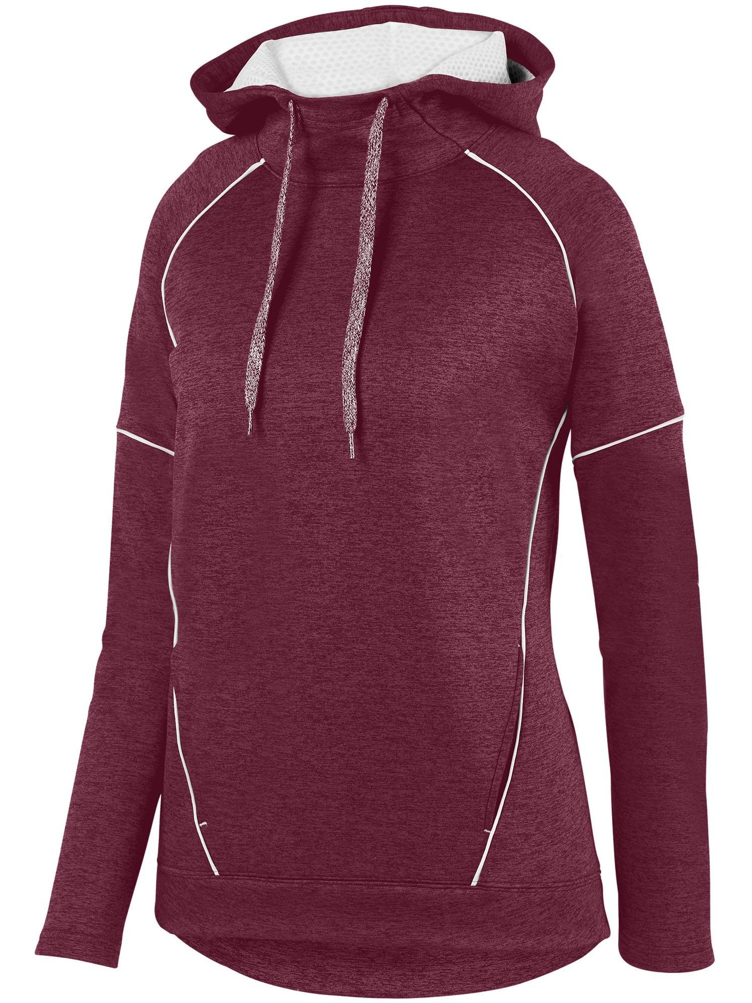 Augusta Sportswear Women's Zoe Tonal Heather Hoody 5556