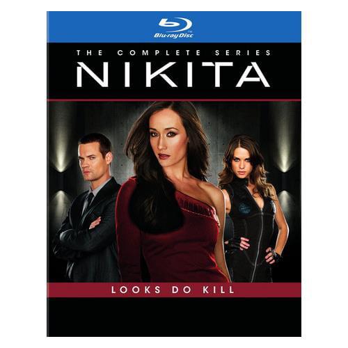 Warner Brothers Nikita: The Complete Series (Blu-ray)