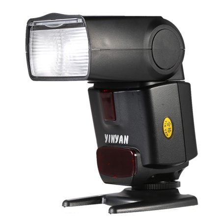 CY-450M Speedlite GN36 Wireless Sync Flash M/A/S/SD Bounce Flash Wide-angle Diffuser for Canon 550D 600D 650D 700D/Rebel T2i T3i T4i T5i for Nikon D5500 D5200 D3200 D5300 D3300 for Sony(Alpha) Pentax ()
