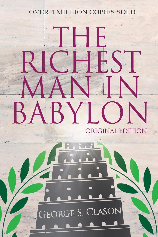 The Richest Man In Babylon - Original Edition (Paperback