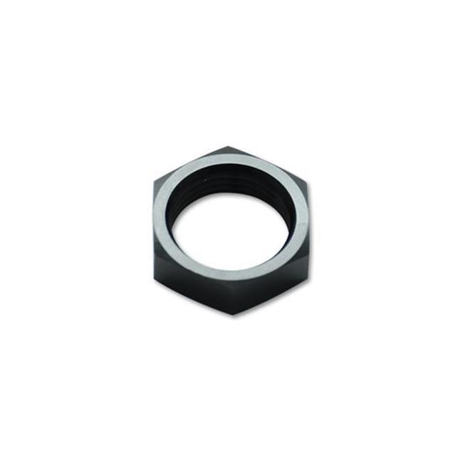VIBRANT 10690 -3 An Bulkhead Nut - Anodized Black - image 1 of 1
