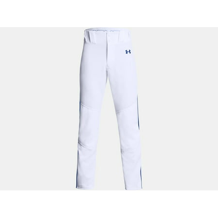 Youth Under Armour Boys' UA Utility Relaxed Piped Baseball Pants 1317458-101