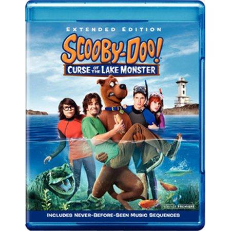Scooby-Doo! Curse of the Lake Monster (Blu-ray)