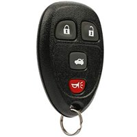 Key Fob Keyless Entry Remote fits Chevy Cobalt Malibu / Buick Allure Lacrosse / Pontiac G5 G6 Grand Prix Solstice / Saturn Aura Sky 2005 2006 2007 2008 2009 2010 2011 2012 (fits Part # 15252034)