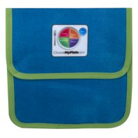 Fresh Baby MyPlate Reusable Sandwich Bag - 3 PK, 3.0 PACK