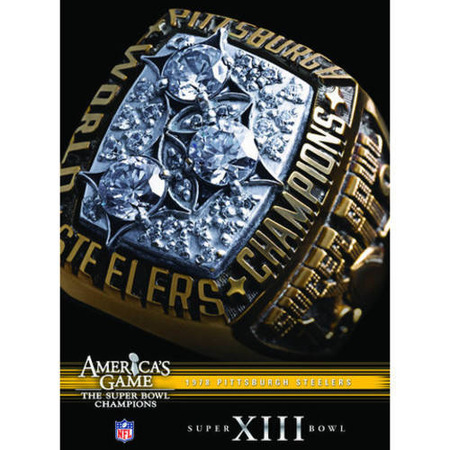 Nfl America's Game: 1978 Steelers (Super Bowl XIII) ( (DVD)) by Allied Vaughn