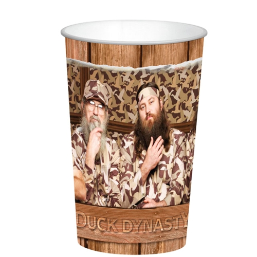 Duck Dynasty Party 22oz Plastic Souvenir Cup (1 ct)