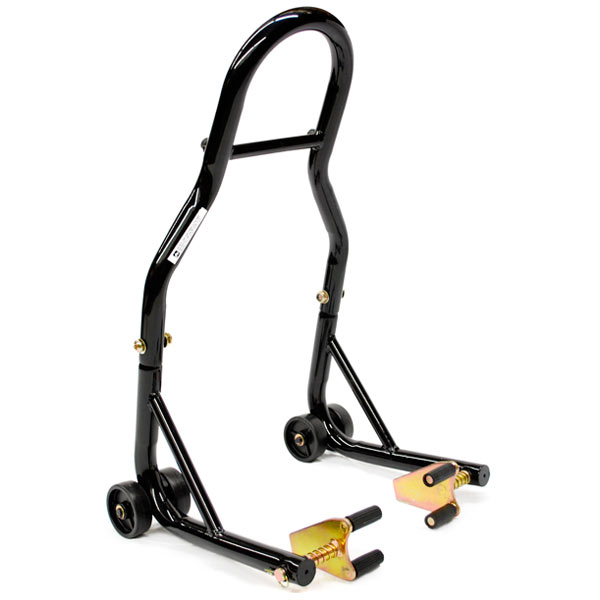 Venom Motorcycle Front Fork Paddock Wheel Lift Stand For ...