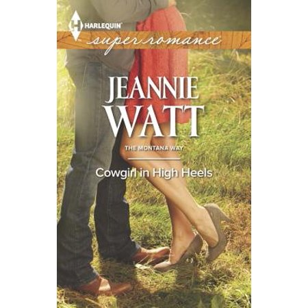 Cowgirl in High Heels - eBook (High Heels With Bows On The Side)
