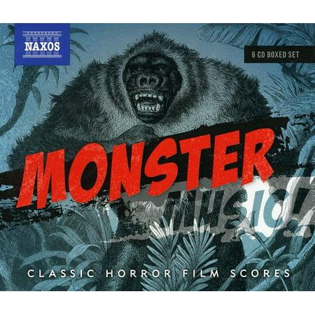 Monster Music: Classic Horror Film Scores / Various (CD)