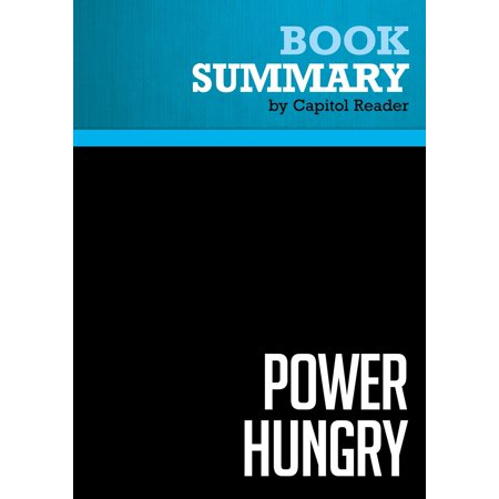 Summary of Power Hungry: The Myths of