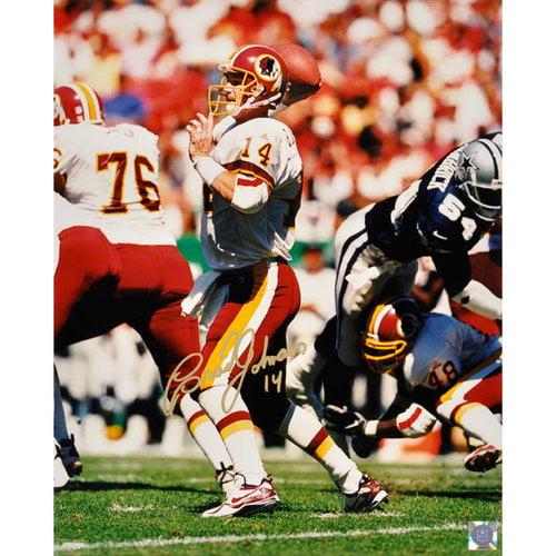 NFL - Brad Johnson Washington Redskins 16x20 Autographed Photograph