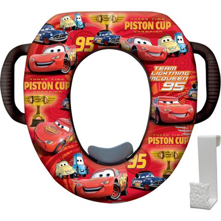 disney cars soft potty seat