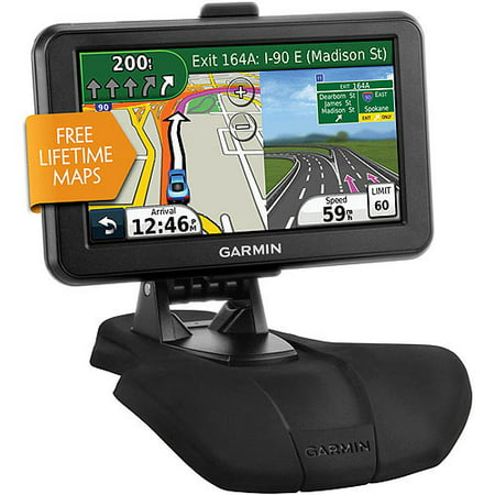 In NUVI LM GPS Navigator With Lifetime Map Updates And - Update garmin nuvi 50lm