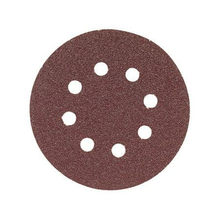 Bosch Sanding Discs (Bosch SR5R120 5 Pc 5 in. 120-Grit Sanding Discs for Wood )